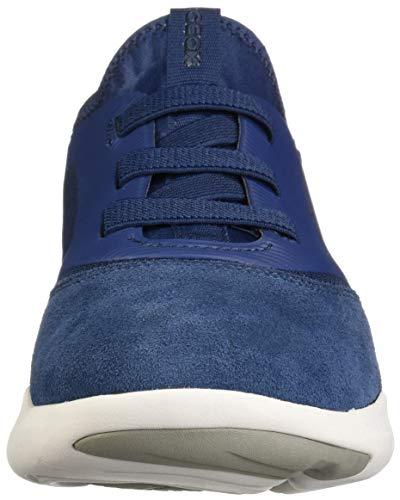 Sneaker uomo 43 Geox Sneaker Geox Blue uomo Blue X7ww4