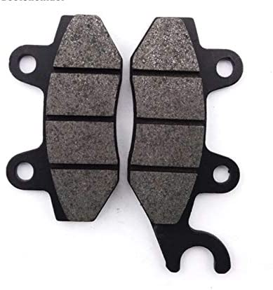 without KF-BRAKE PAD Disc Caliper Brake Pads Shoes Steel For 50cc 125cc 150cc Chinese GY6 Moped Scooter