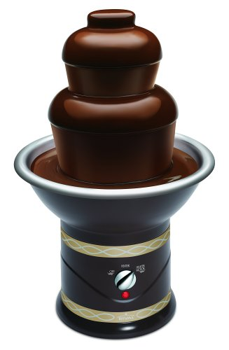 Rival CFF5 Chocolate Fondue Fountain (Fountain Chocolate Rival compare prices)