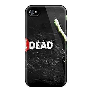 Iphone 4/4s Case Bumper Skin Cover For Left 4 Dead Accessories
