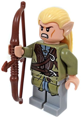 Lego Lord of the Rings Legolas Minifigure