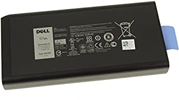 New Genuine Dell Latitude 14 5404 7204 7404 Series 97Wh 11.1V Battery 0DKNKD DKNKD