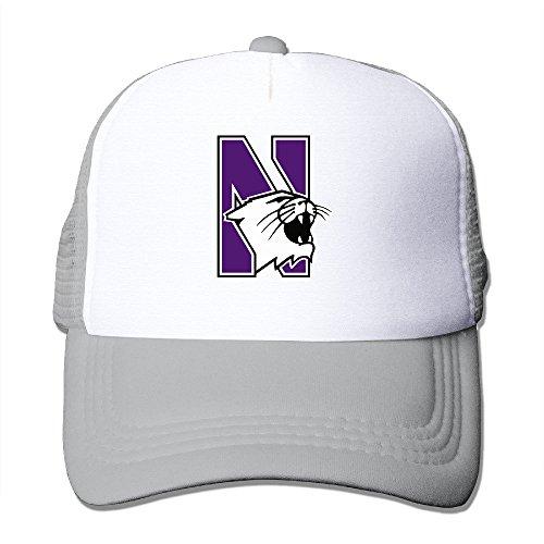 Northwestern University Wildcats Fashionl Cool Hat