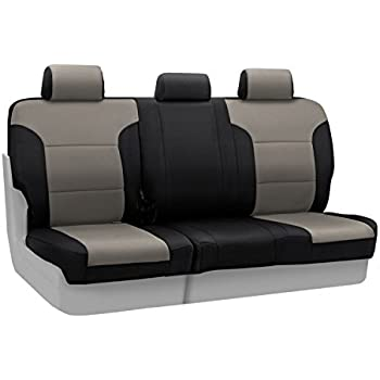 Coverking Custom Fit Rear 60/40 Bench Seat Cover for Select Ford Escape Models -  sc 1 st  Amazon.com & Amazon.com: Durafit Seat Covers..2009-2012 Ford Escape Front ... markmcfarlin.com