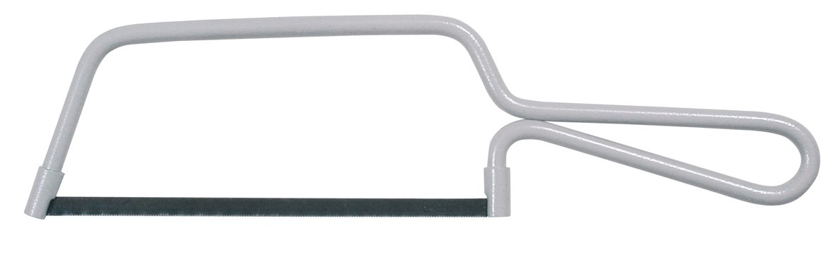 Eclipse 70-14JR Epoxy coated Steel Frame Junior Hacksaw, 0.25-Inch Thickness, 2.625-Inch Width, 10.5-Inch Length