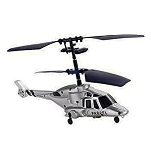 Propel Toys Blue Stealth Flyer II Remote Control Helicopter For Indoor Flying