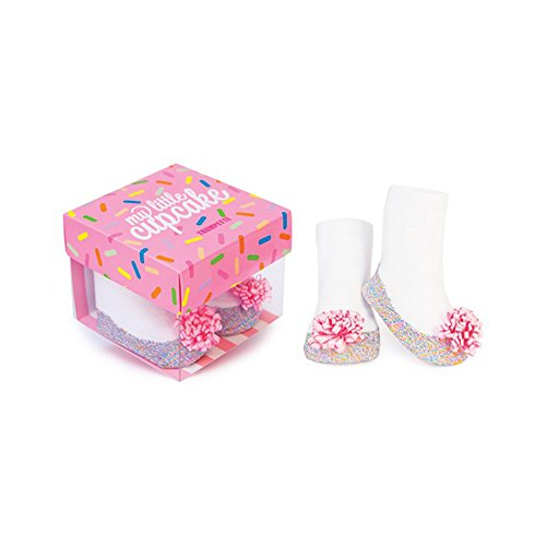 (Trumpette My Little Cupcake Baby Socks Box Set 0-12 months)