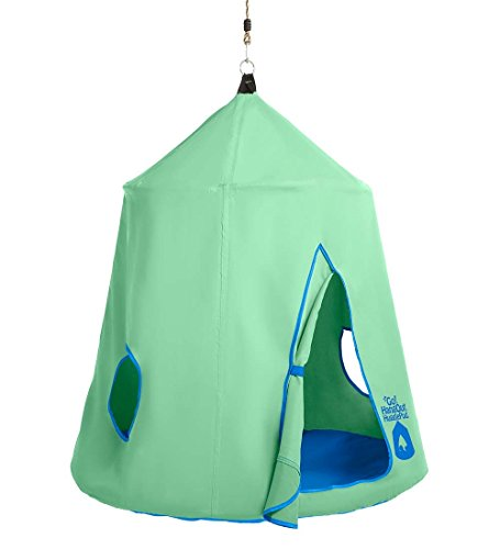 HearthSong Go! Hangout HugglePod Hanging Tree Tent with