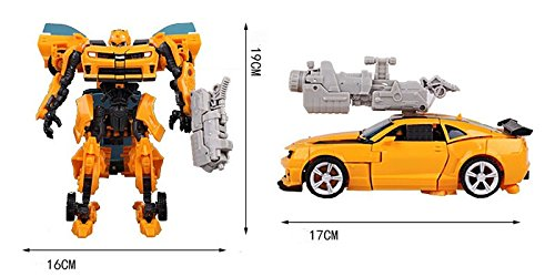 Transformers Age of Extinction Action Figures Robots - BUMBLEBEE (Transformers Age Of Extinction Bumblebee Toy)