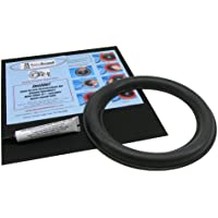 JL Audio Speaker Foam Edge Repair Kit, Single 10, 10W6 Version 2, 10W6 v. 2, FSK-10JLv2-1