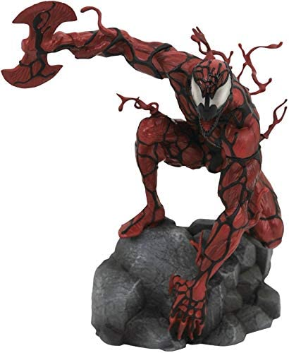 DIAMOND SELECT TOYS Marvel Gallery: Carnage PVC Figure, Multicolor