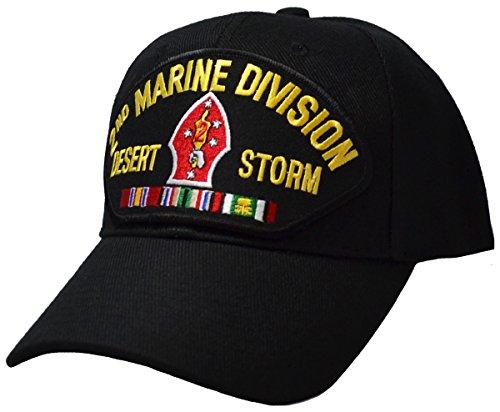 2nd Marine Division Desert Storm Cap (Marine Division Hat)