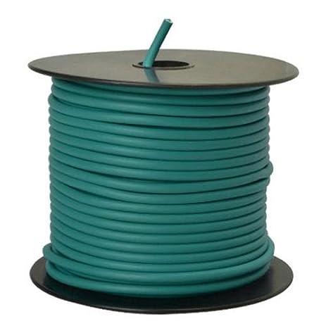 Southwire 55678923 Primary Wire, 12-Gauge Bulk Spool, 100-Feet ...
