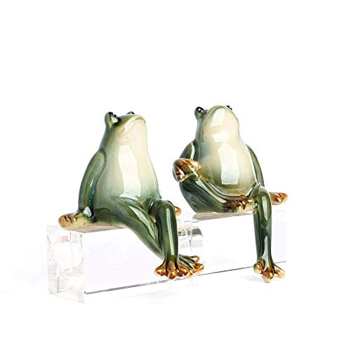 - Incense Burner - Creative Furnishing Modern NewRoom Animal Decoration Wine Garden Courtyard Decoration Ceramic Frog - by GTIN - 1 Pcs - Cow Ceramic Figurine