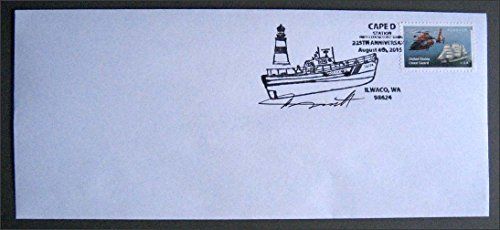 First Day Issue United States Coast Guard Forever Stamp August 4, 2015 - Coast Guard Motor Lifeboat