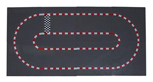 Racetrack Baseplates 10