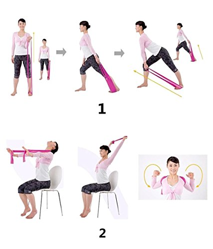 Exercise Resistance Bands Fitness Bands For Every Home Gym