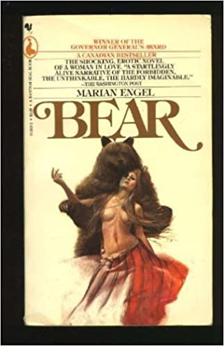 Necessary words... hairy bear novels senseless