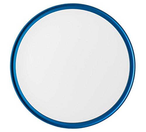 MeFOTO 62mm Lens Karma UV Lens Protector Filter - Blue (MUV62B)