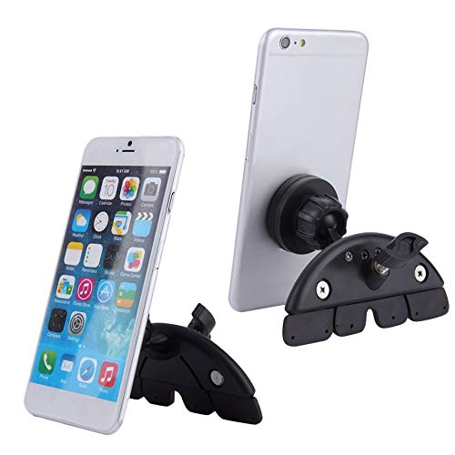Robincure Car CD Player Slot Magnetic Mount Dock Holder Stand for Cell Phone GPS MP3
