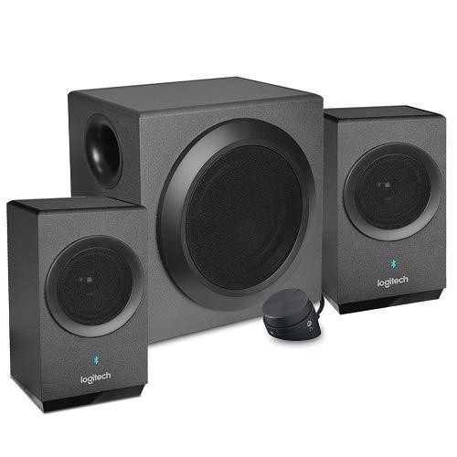 Logitech Z337 2.1-Channel Multimedia Speaker System w/Bluetooth, Subwoofer (Certified Refurbished)