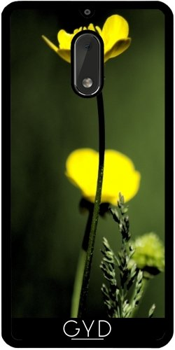 Funda de silicona para Nokia 6 - Primavera Oscura by Warp9