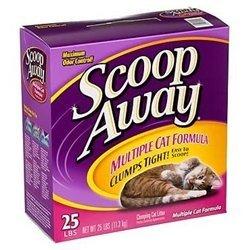 Scoop Away Multi-Cat Litter