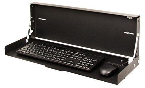 RackSolutions Full Keyboard Tray Wallmount Keyboard Tray for Full-Size Keyboards by RackSolutions