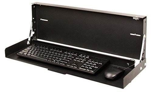 wall mount keyboard mouse tray - 2