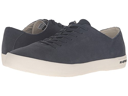 Seavees 09/60 Raquette Club Sneaker Deep Navy Mens Lace Up Casual Chaussures