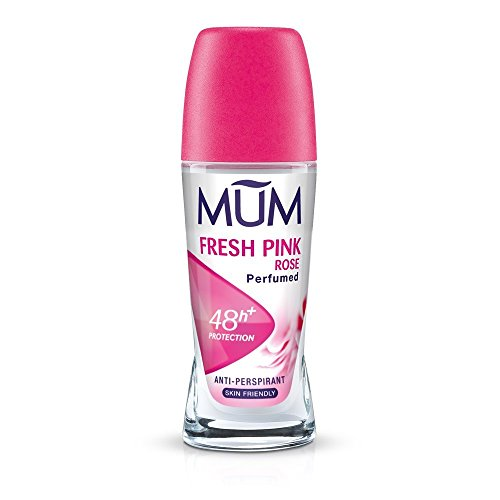 (Mum Fresh Pink Roll On Deodorant 50ml)
