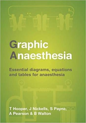Graphic Anaesthesia: Essential Diagrams, Equations And Tables For Anaesthesia por Tim (consultant In Intensive Care Medicine, Anaesthesia And Prehospital Care, Southmead Hospital, Bristol) Hooper epub