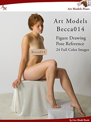 Figure drawing model poses