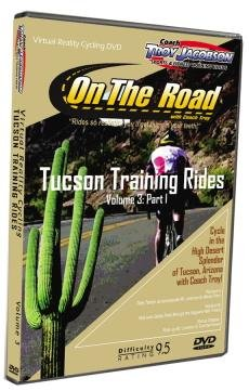 Spinervals On The Road DVD 3.0 - Tucson Training Rides