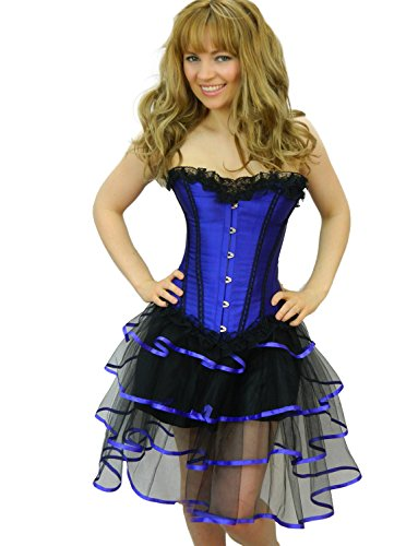 Yummy (Sexy Deluxe Saloon Girl Costumes)