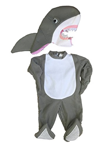 [Silly Shark Costume - Infant Small] (Babies R Us Toddler Halloween Costumes)
