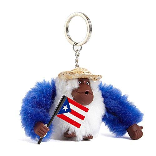 Kipling Women's Puerto Rico Monkey Keychain One Size Multi by Kipling (Image #2)