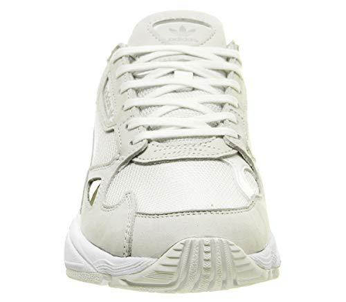 Blanc 37 Eu crystal White Falcon Ftwr White W Chaussures 3 Adidas 1 4wxBF7q08