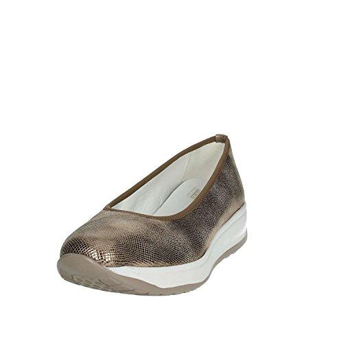 Donna Cinzia B IV8333 Soft Oro Ballerina 003 naaX8wPxqU