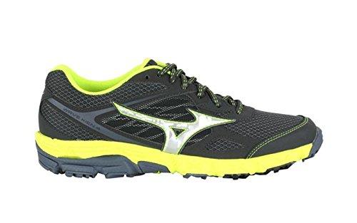 Wave Fluo Kien Giallo Ss18 4 Grigio Mizuno Trial Shoe Running q141Pdz