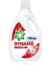 Dynamo Power Gel Laundry Detergent, Anti-Bacterial