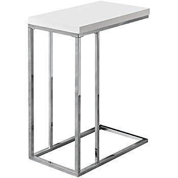 Amazon Com Coaster 900250 Contemporary Snack Table With