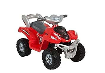 Amazon Com Cars Toys Kids Ride On Atv Toy Quad Battery Power