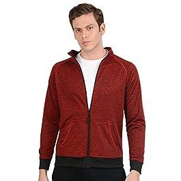 Buy Scott International Mens Plain Regular Jacket India 2021