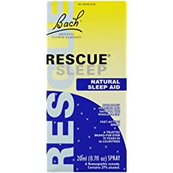 Bach Rescue Remedy Sleep - 20 ml, 2 Pack