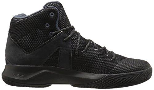 Scarpa Da Basket Adidas Performance Mens Pazzesca Rimbalzo Nero / Bianco / Onice