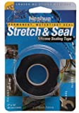 Nashua Stretch and Seal Self Fusing Silicone Tape: 1 inch x 10 feet (Black)