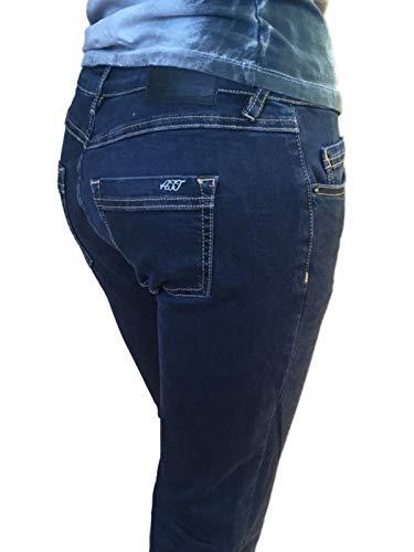 Jeans amp; Trust Donna Dark Truth Amor Blue Att Slim qwTnxzIxv