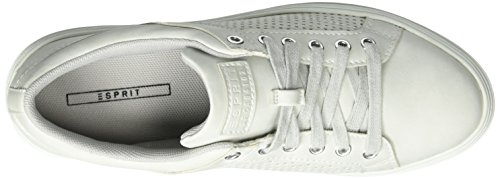 Sneakers Damen Pastel Lace 050 Perf ESPRIT Grau Grey Up Sidney X6dwxC67q