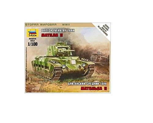 1 100 scale tank - 7
